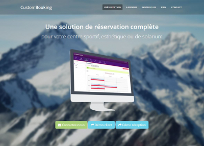 CustomBooking